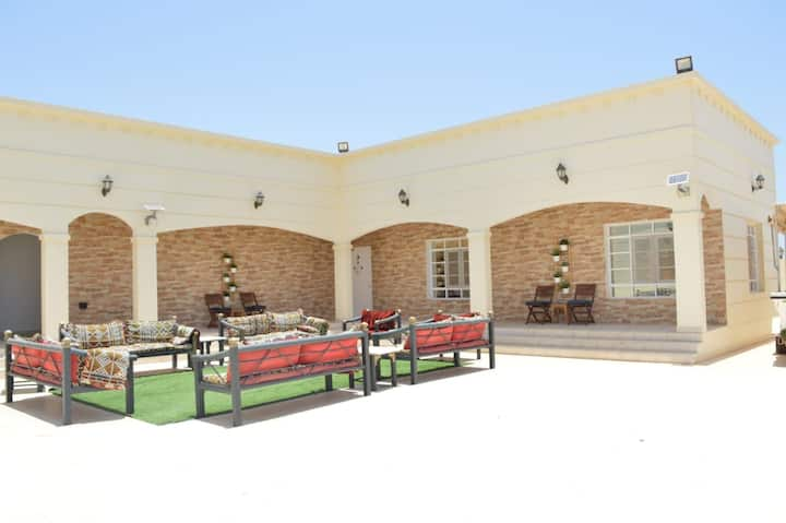 Villa in Masirah Island