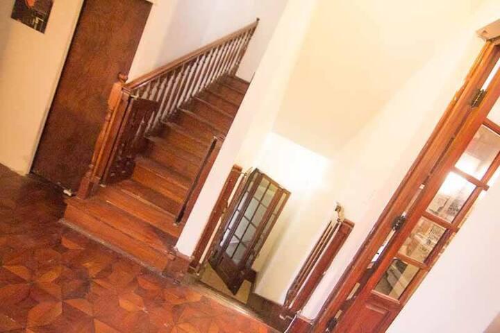 Alq. Habitación en casa - Almagro, casi Palermo