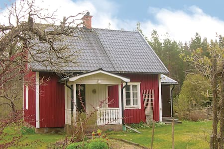 Holiday cottage with 2 bedrooms on 69m² in Vimmerby