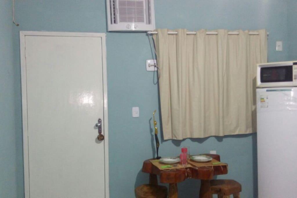 interior da suite