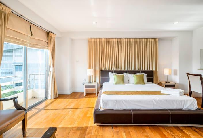 405★Nara Suite Residence Bangkok★会说中文❤️