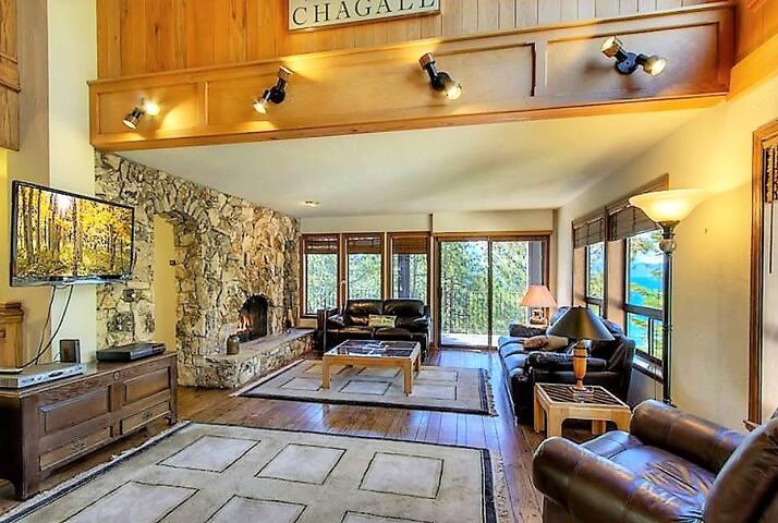 Skyhouse Lodge (SK10) - Glenbrook - Casa