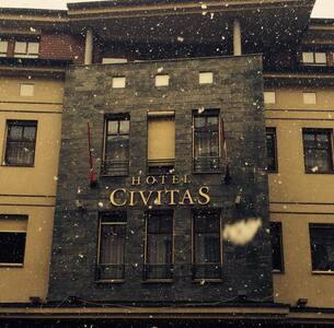 Kedves Hotel a belvárosban - Sopron