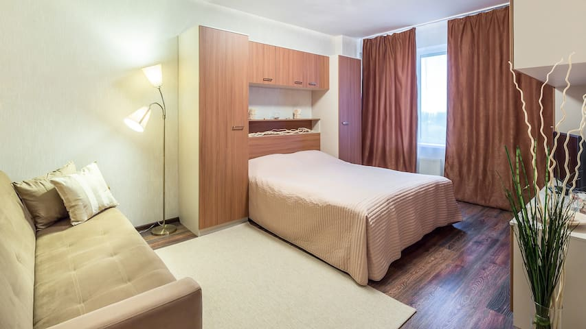 1 bedroom Apartment in Prima Apart-Hotel