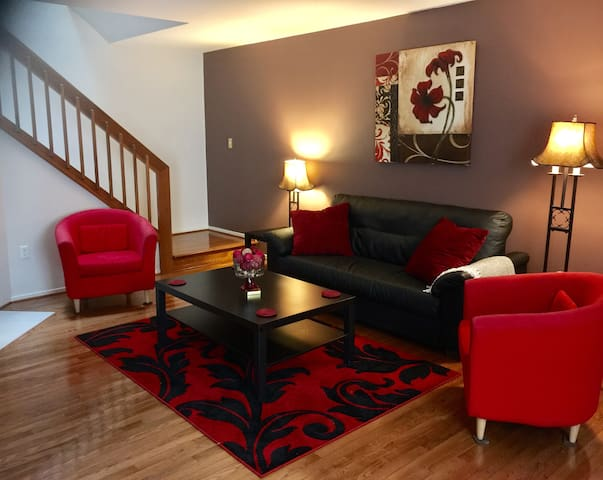Cozy Canton Condo is ready for you!