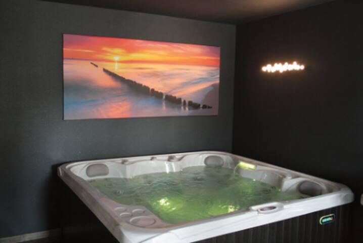 Chambre d'hôtes avec Spa et Sauna privatif