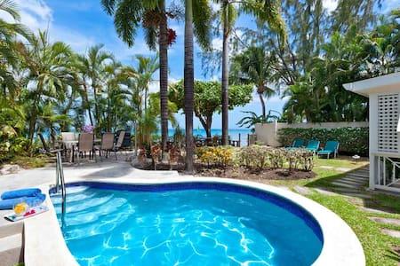 Villa On The Beach Barbados - Villa