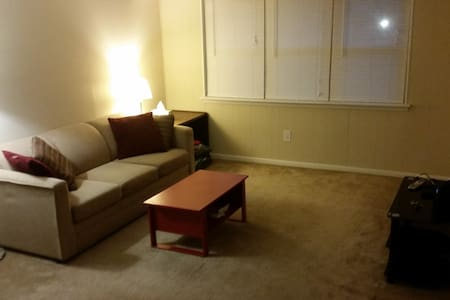 Beautiful apt in Suburbs of Philly - Wilmington - Apartment