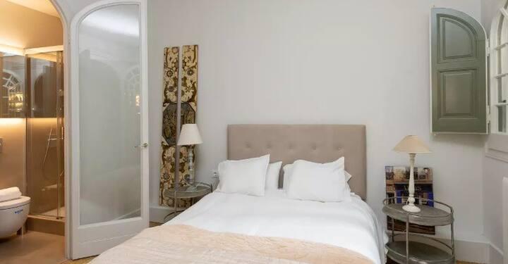 Habitación super comfy con baño privado