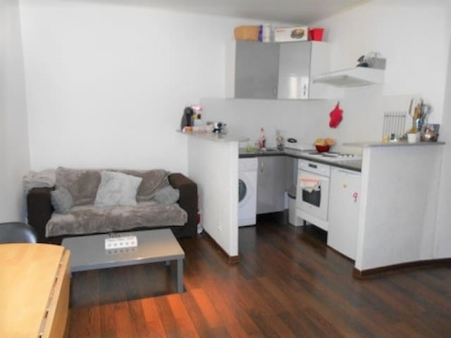 Appart CORTE Centre Ville - Corte - Appartement