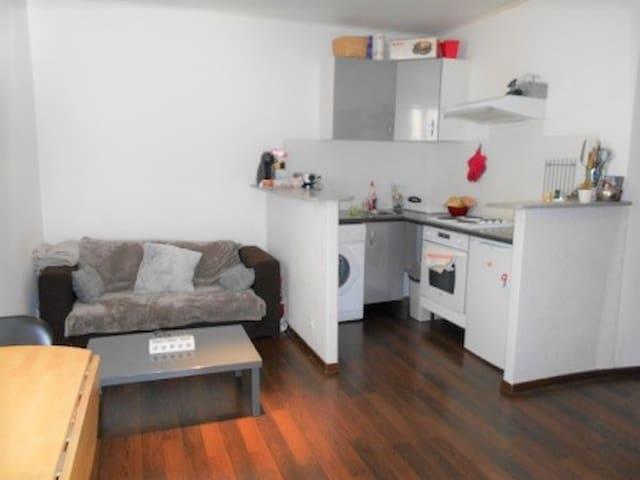Appart CORTE Centre Ville - Corte - Byt