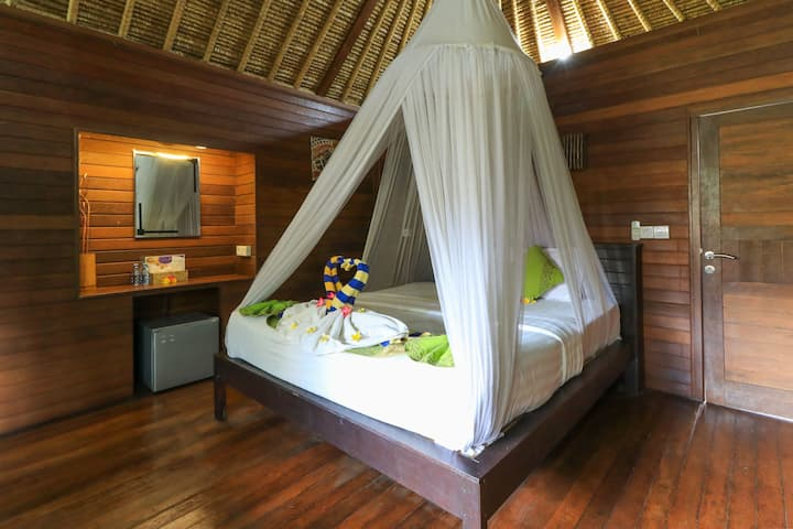 Staycation at One-Bedroom Bungalow at Koji Garden