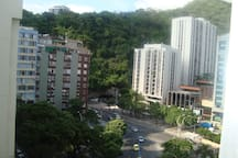 ( nono andar, vista do quarto)