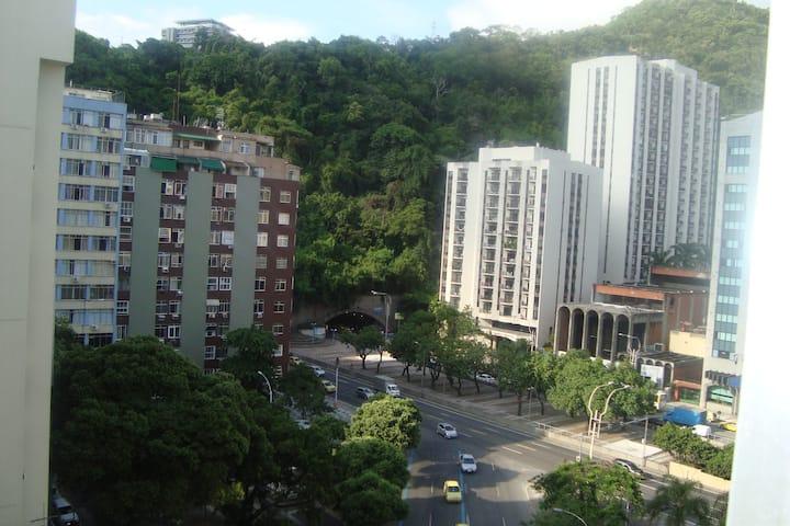 Flat próximo a Praia de Copacabana