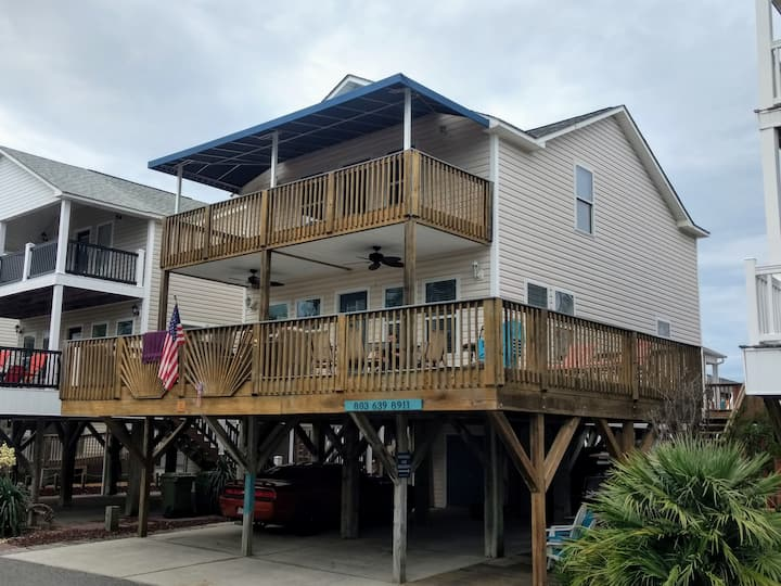 The Beach House 1183 at Ocean Lakes