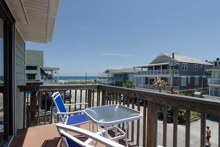 Ramsey (West Unit)-Make memories to last a lifetime at this oceanside townhouse