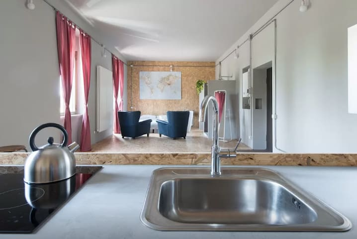 Perfect loft south  Milan