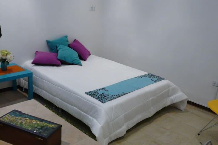 ¡Te encantará! Linda Habitación en Chapinero Alto - Bogotá - Hus