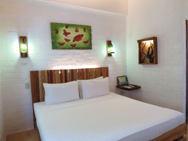Eco-Friendly Serviced Apartments Near Alona Beach
