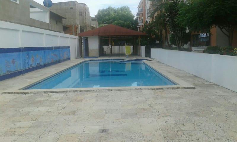 Habitación para huespede - Cartagena - Apartamento