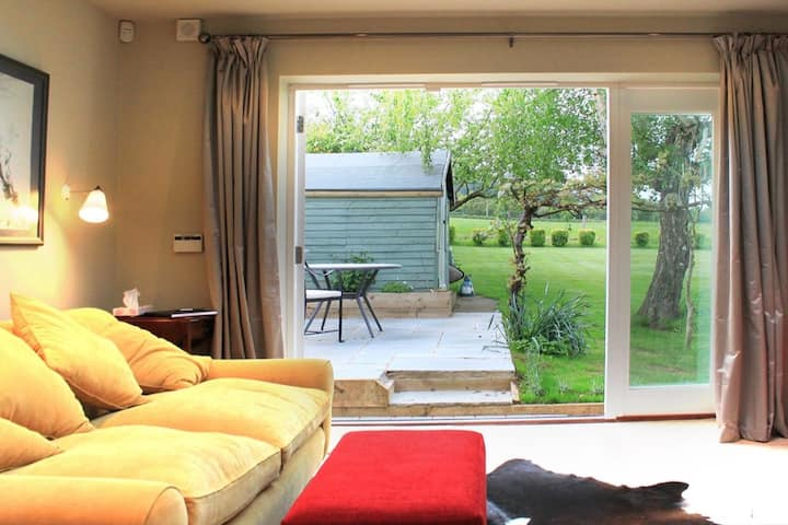 The Vine - a luxurious Cotswold escape for two.
