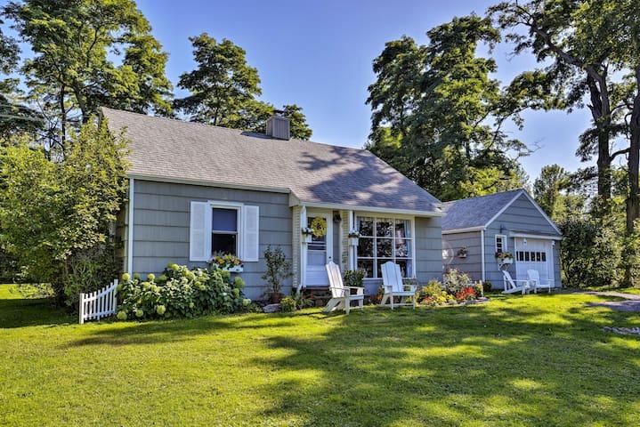 NEW! Cape Vincent Cottage on St. Lawrence River!