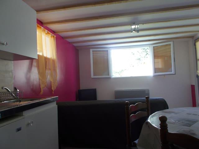 collocation étudiante à 3 mn  de LA ROCHE SUR YON - Venansault - Apartamento