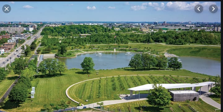 Nature Lover's dream-Downsview Park $1M home