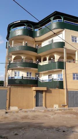 Maison de vacances(Chambre n°1 - 1er étage)