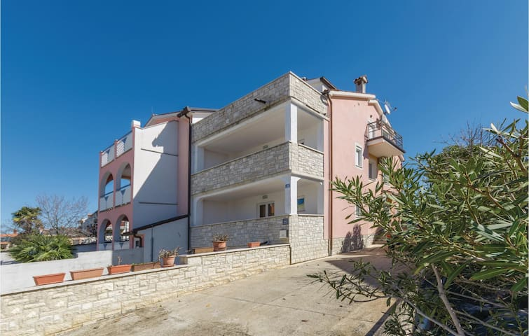 Holiday apartment with 1 room on 22m² in Porec