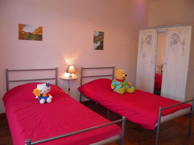 Appartement Murol 54m² pour 2 adultes + 2 enfants - Murol - Apto. en complejo residencial