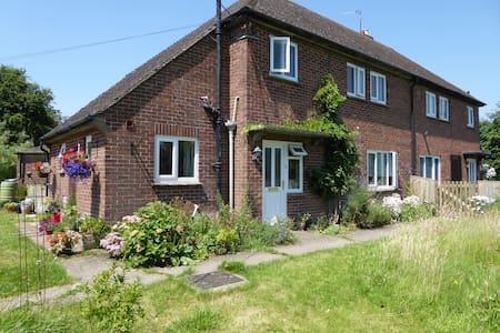 Cosy single room near Avebury - Berwick Bassett - Hus