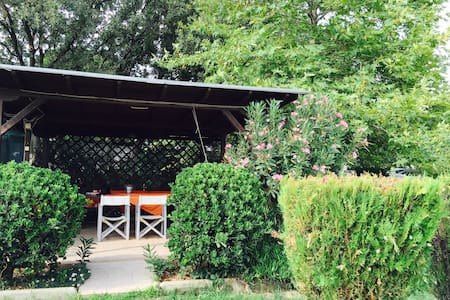 NK Private Camping 50m from the beach