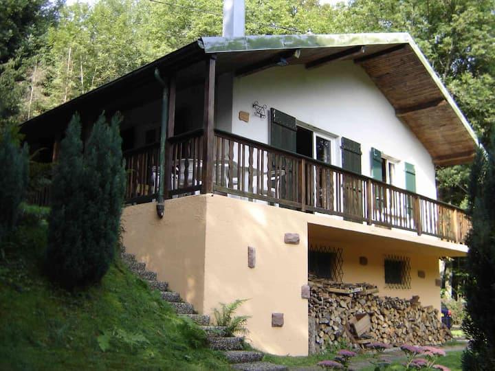 Maison au coeur des vosges, proche de Strasbourg