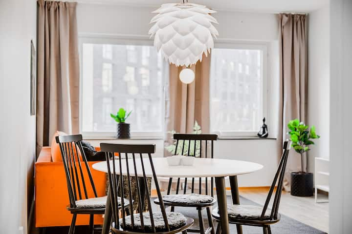 MODERN AND RENOVATED APARTMENT IN MALMÖ, HYLLIE