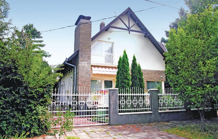 Holiday apartment with 2 bedrooms on 80m² in Siófok