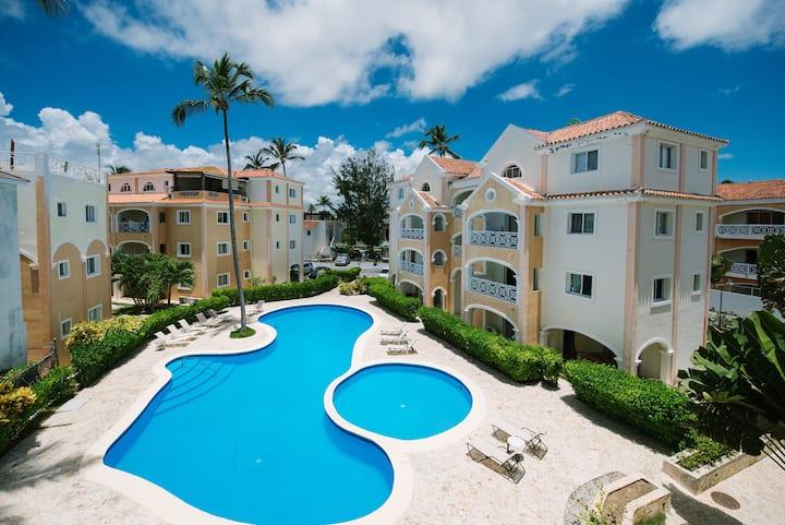 Апартаменты 5 звезд рядом с пляжем