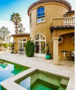 Villa for families only!!! - Beverly Hills