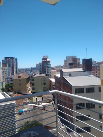 Apartamento aconchegante no centro de Santa Maria