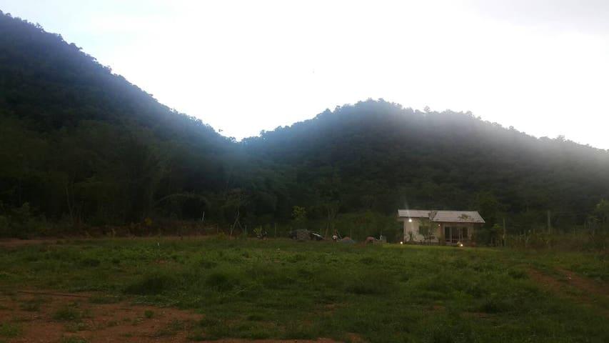 ไร่สวนตาล - Pu Sawan - Dağ Evi