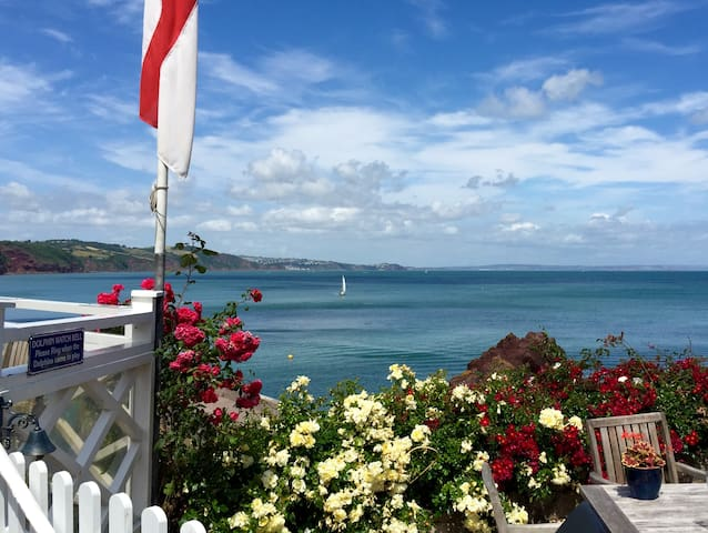 Beautiful fisherman's cottage in Babbacombe - Torquay - Casa