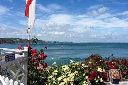 Beautiful fisherman's cottage in Babbacombe - Torquay - Dům