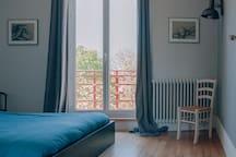 Grande chambre - Lit de 160cm