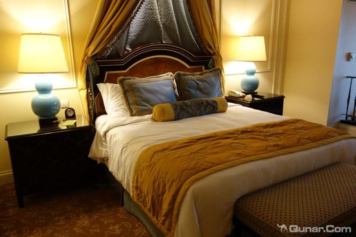 澳门威尼斯人度假村豪华皇室大床套房