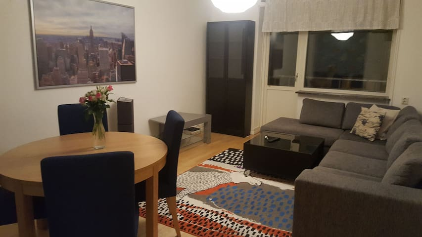 Central living, close to Liseberg and the Avenyn