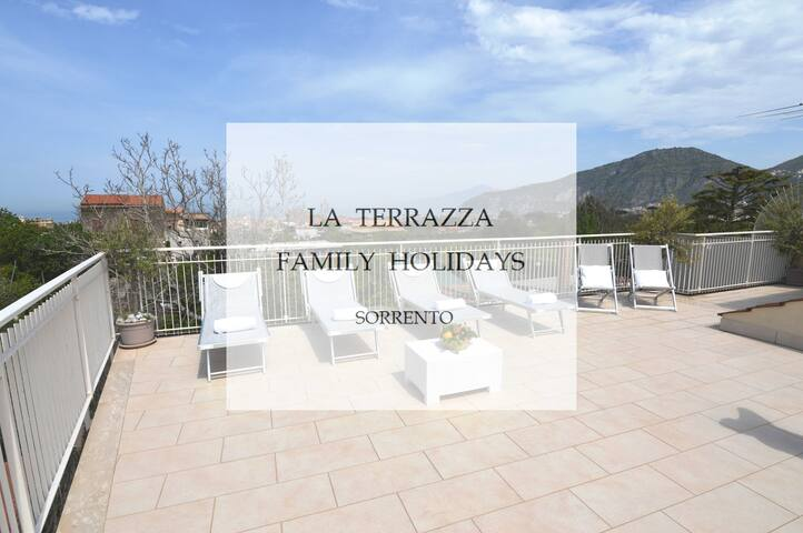 La Terrazza Family Holidays - Sorrente