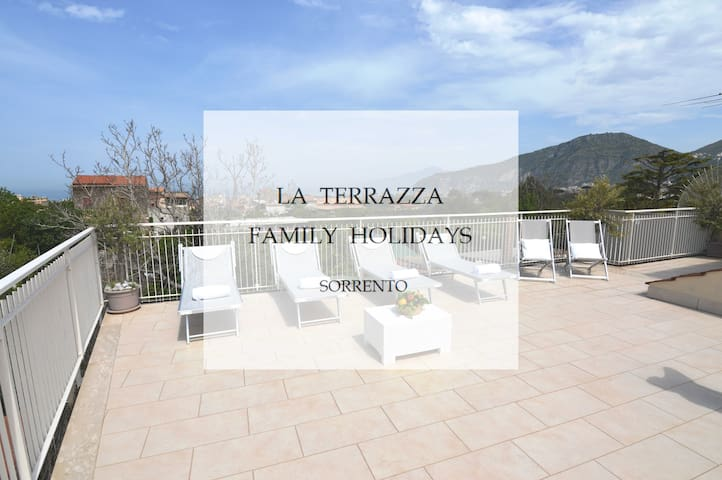 La Terrazza Family Holidays, Sorrento