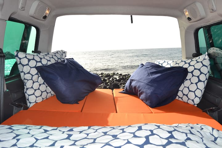 Campervan with Wifi in Tenerife - Granadilla - Camper