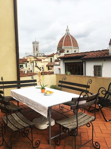 Private double room in the heart of Florence C3