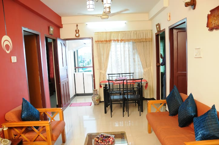 Wilson's Guest house - Ernakulam - Apartment